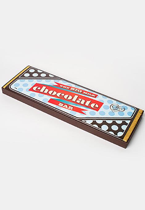 Giant chocolate bar