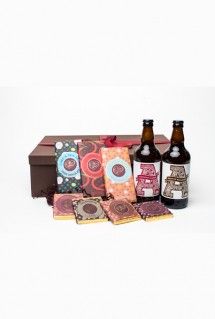 Yorkshire Lad chocolate hamper Gift for Him.
