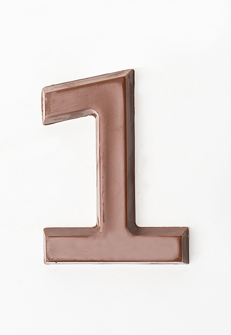 Chocolate number 1