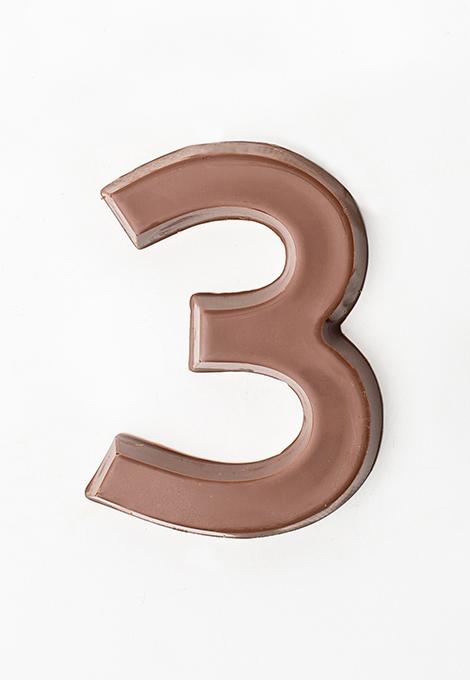 Chocolate numbers 3