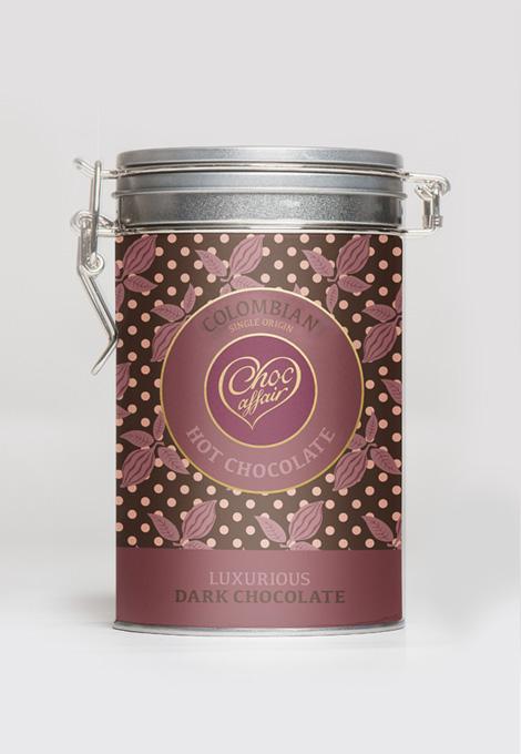 single origin drinking chocolate