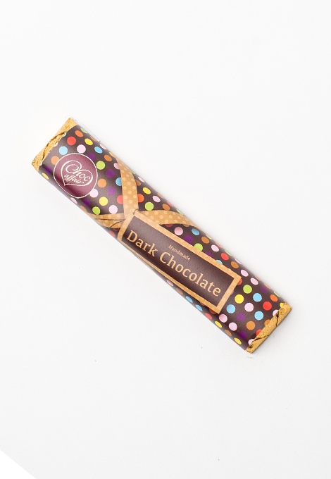 A delicious dark chocolate   bar handmade in the UK.