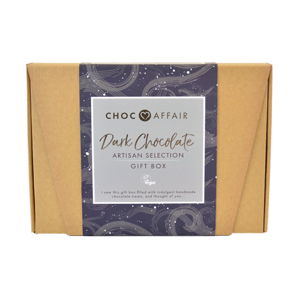 Dark Chocolate Artisan Selection Gift Box