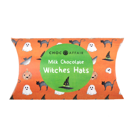 Witches Hat Milk Chocolate Pillow Pack