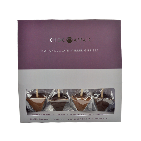 Hot Chocolate Stirrer Gift Set