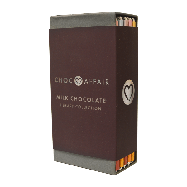 Milk Chocolate Library Collection