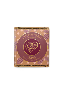 Single origin chocolate - Colombian 33%