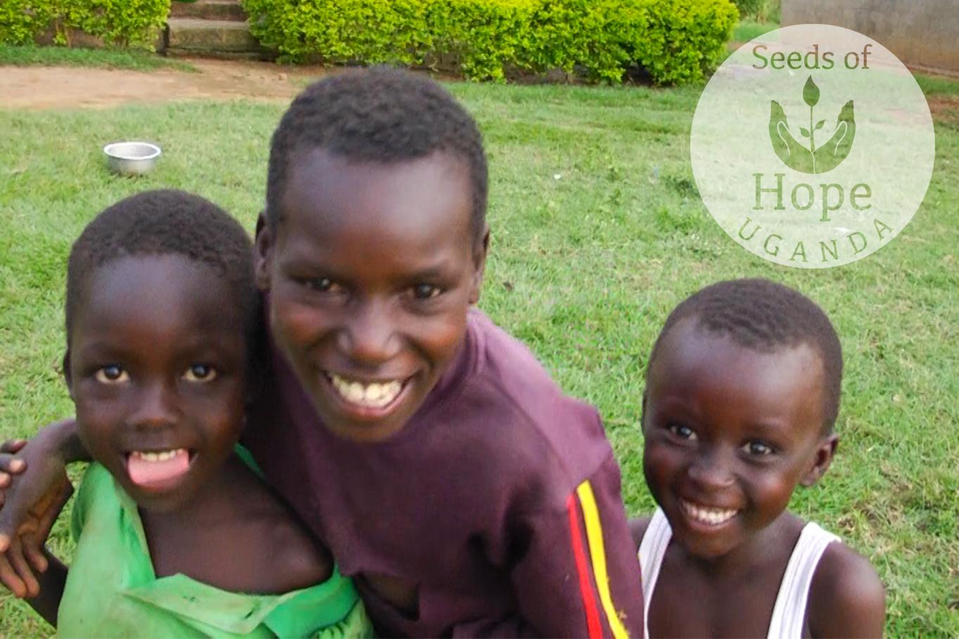 Seeds of Hope Uganda Children orphanage