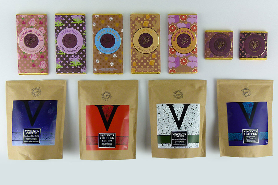 Vincents Coffee Sets