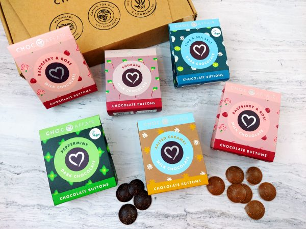 Signature Chocolate Buttons Selection Box