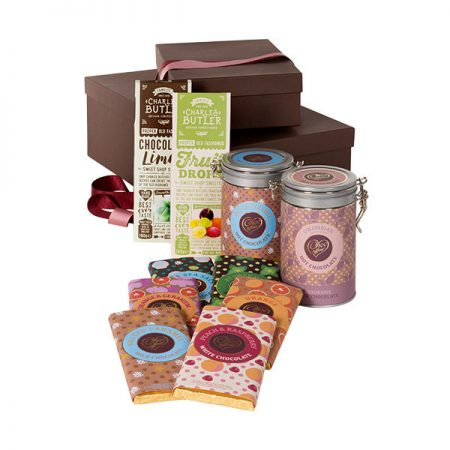 Choc Affair Family Hamper Set