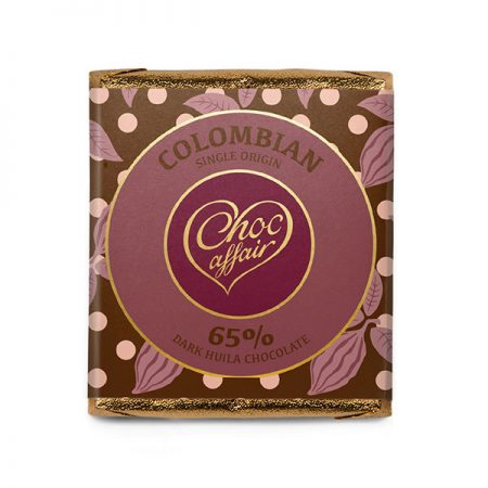 Choc Affair Single Origin Chocolate Bar