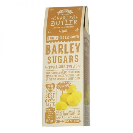 Choc Affair Boiled Sweets Barley Sugars