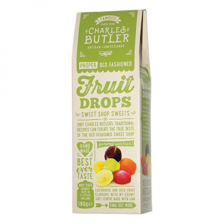 Choc Affair Fruit Drop sweets