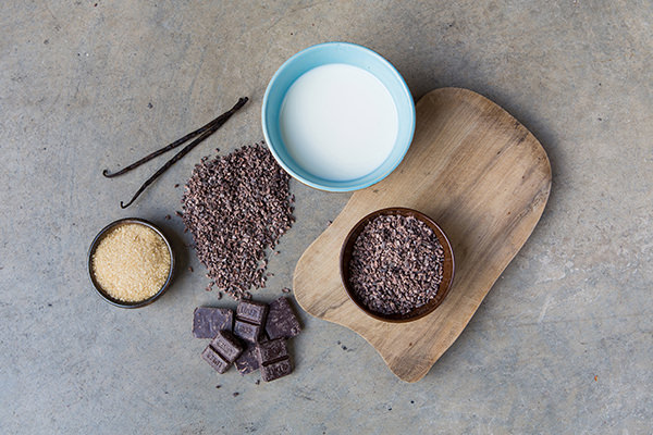 Chocolate Cooking Ingredients