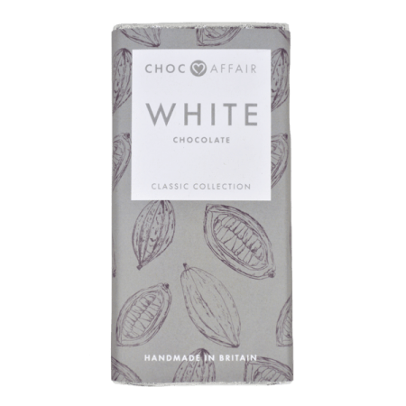 White chocolate bar 90g