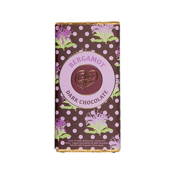 Bergamot Dark Chocolate Bar