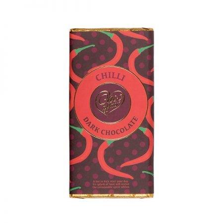 Dark Chocolate Chilli Bar