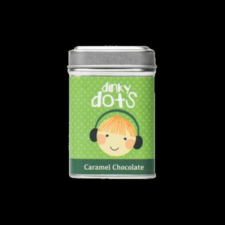 Choc Affair Chocolate Buttons Dinky Dots Caramel