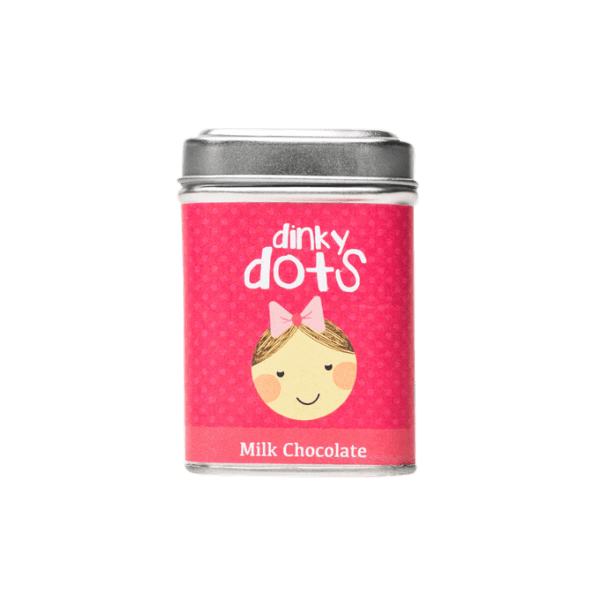 Choc Affair Chocolate Buttons Dinky Dots Milk