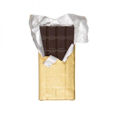 Dark Chocolate Foil Bar