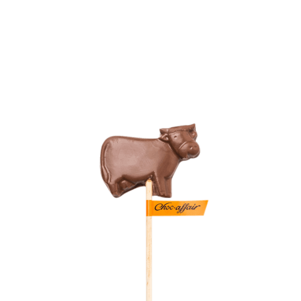 Milk Chocolate Cow Lolly