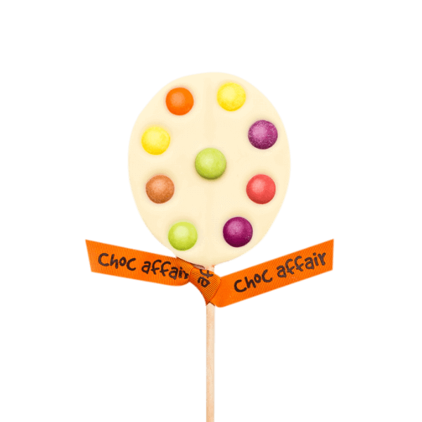 White Chocolate Bean Lolly