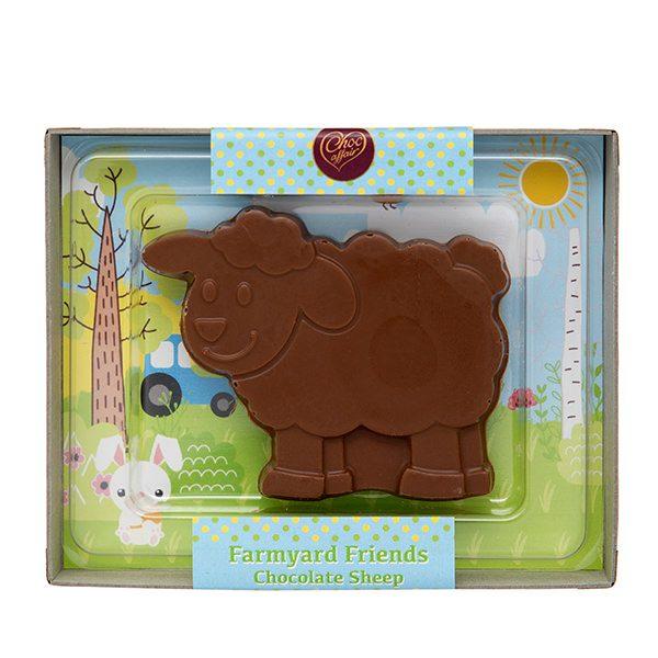 Milk Chocolate Sheep