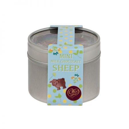 Mini Chocolate Sheep