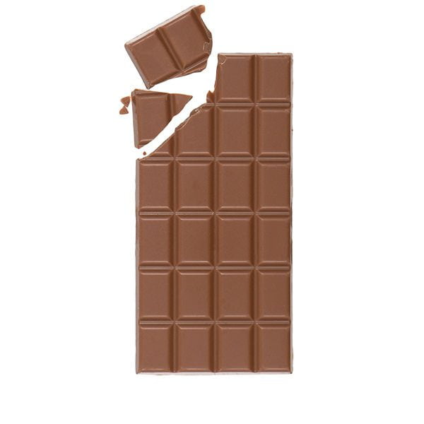 Choc Affair Milk Chocolate Bar