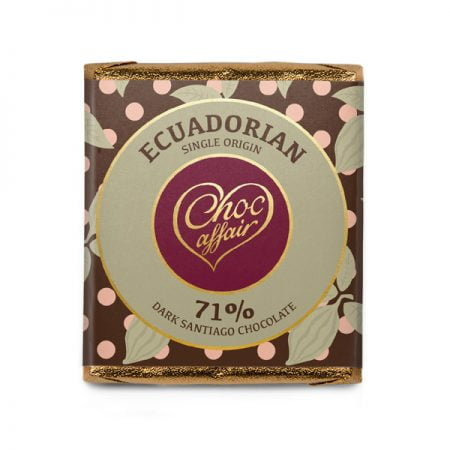 Single Origin Dark Chocolate Ecuadorian