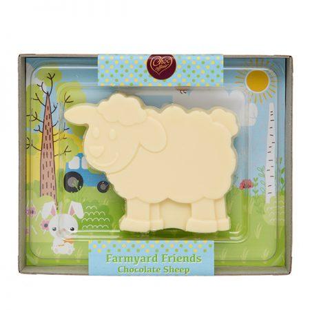 White Chocolate Sheep