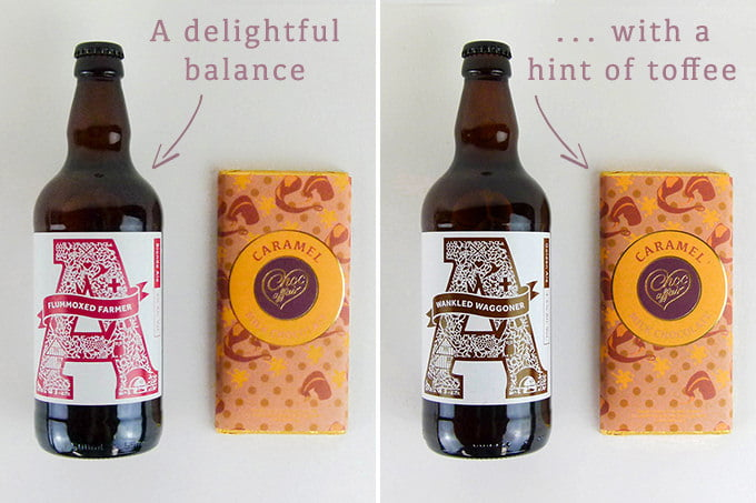 Ainsty Ale & Choc affair Taster Notes