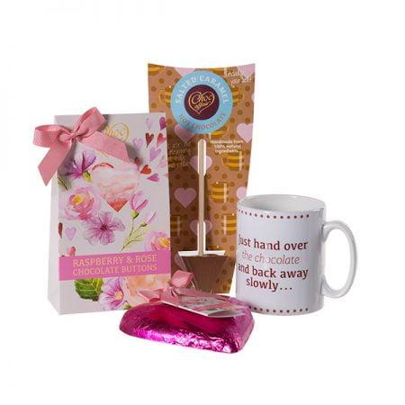 Handmade Chocolate Gift
