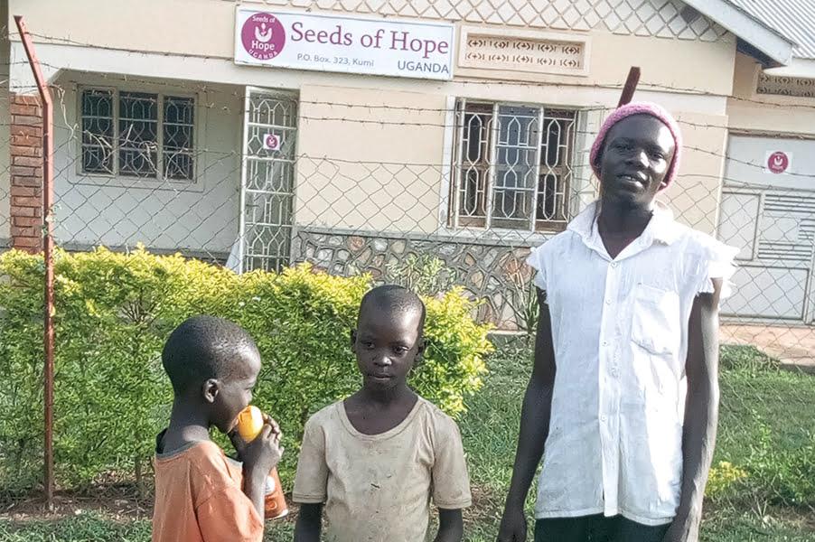 Street Children in Uganda