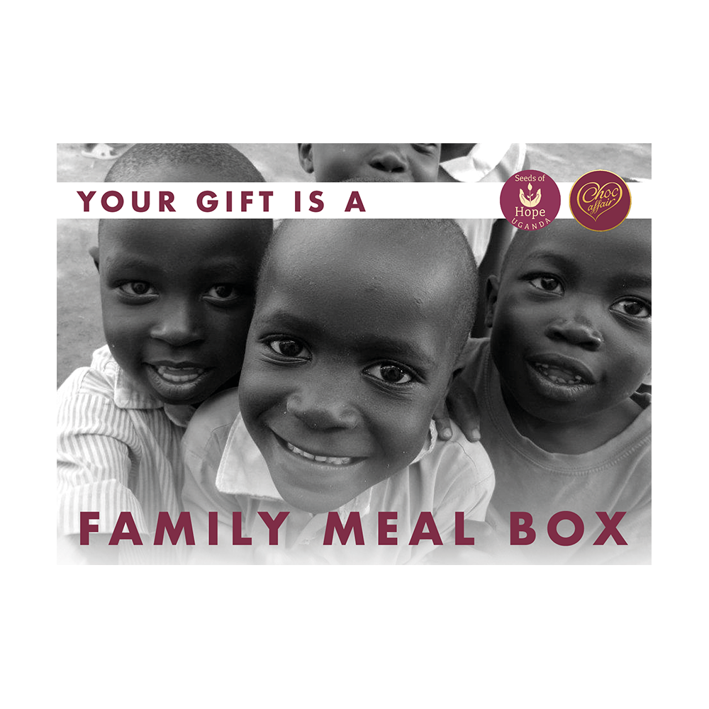 Family Meal Box Charity Gift Voucher