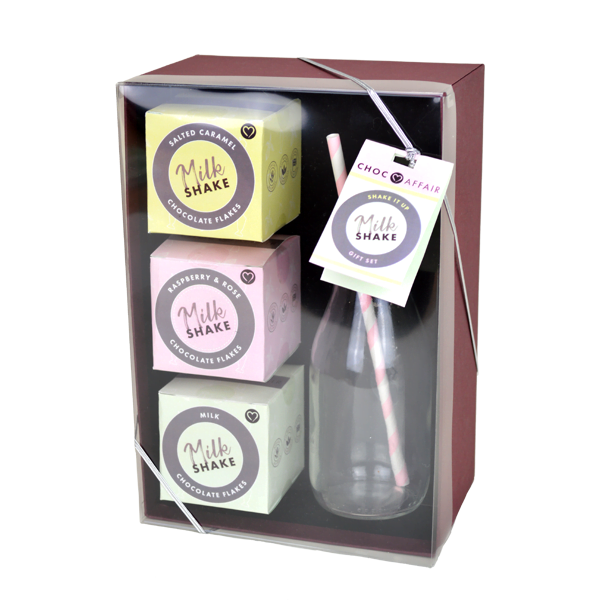 Shake It Up Milkshake Gift Set