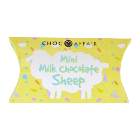Mini Chocolate Sheep