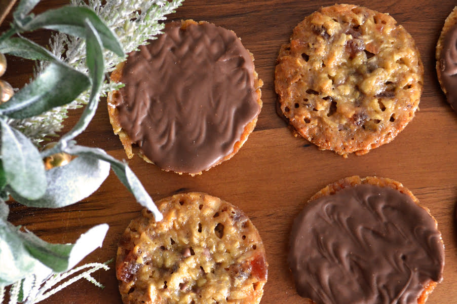 Ginger Florentines Recipe