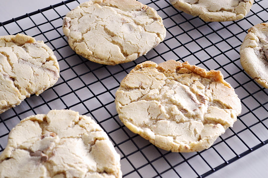 Salted Caramel Cookie Recipes