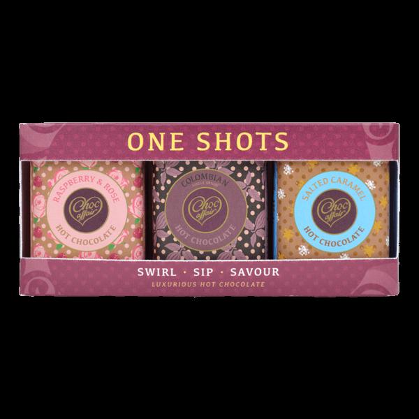 Mini Hot Chocolate Gift Set