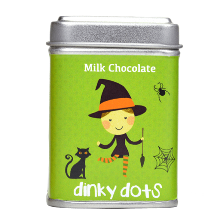 Halloween Dinky Dots - Milk Chocolate