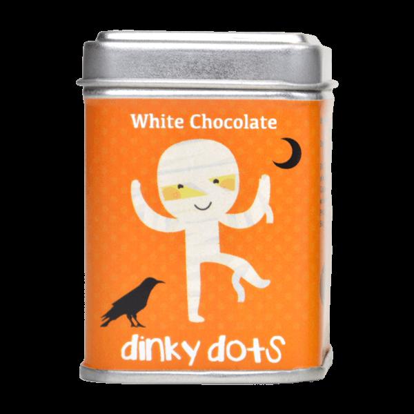 Halloween Dinky Dots - White Chocolate