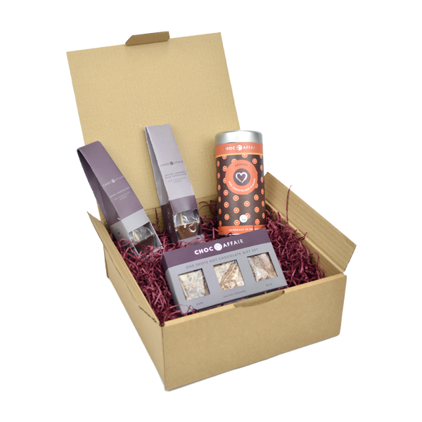 Hot Chocolate Lover's Gift Set