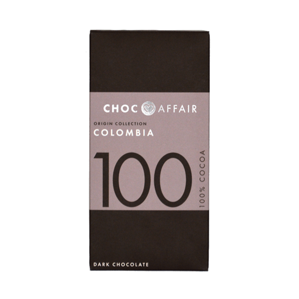 100% Colombia Dark Chocolate Bar