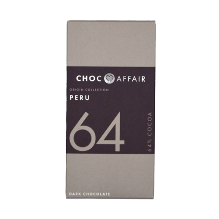 64% Peru Dark Chocolate Bar