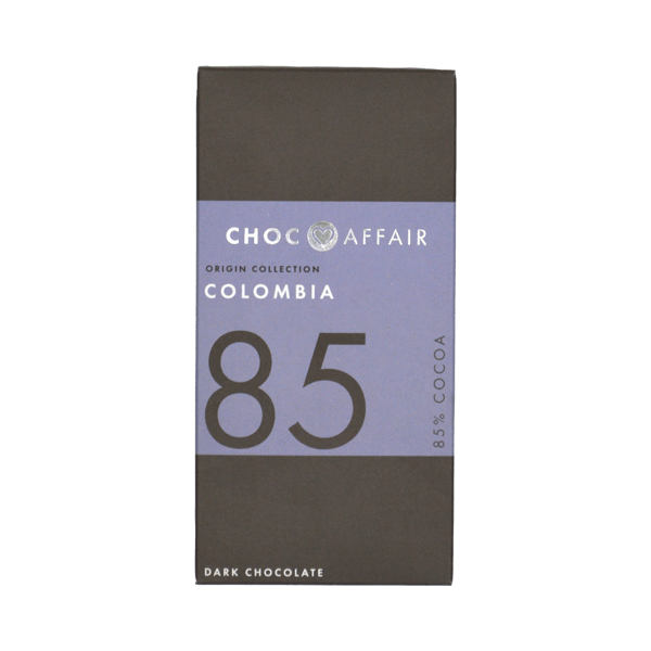 85% Colombia Dark Chocolate Bar