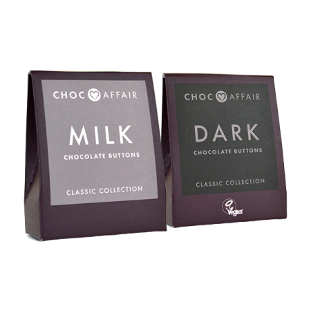 Classic Collection Chocolate Buttons Duo