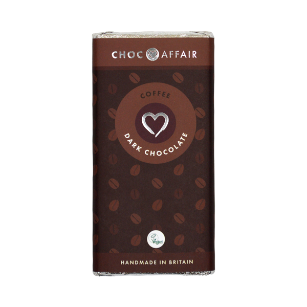 Coffee Dark Chocolate Bar