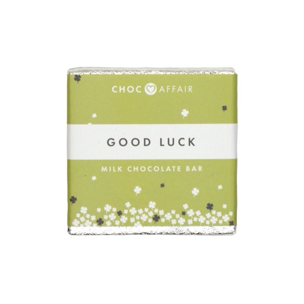 Good Luck Milk Chocolate Bar